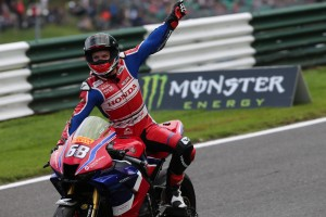 Home round victory for Tom Neave and Honda Racing