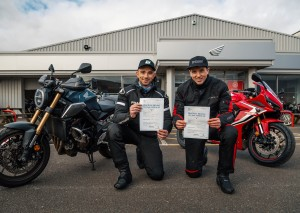 VIDEO: Andrew and Glenn Irwin take to the roads