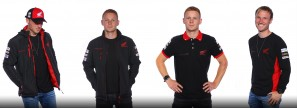 Honda Racing launch 2020 team merchandise