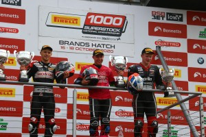 Second place for Honda Racing and Tom Neave in the 2020 Pirelli National Superstock 1000 Championship